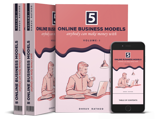 5 Online Business Models Anyboy Can Make Money With Cover