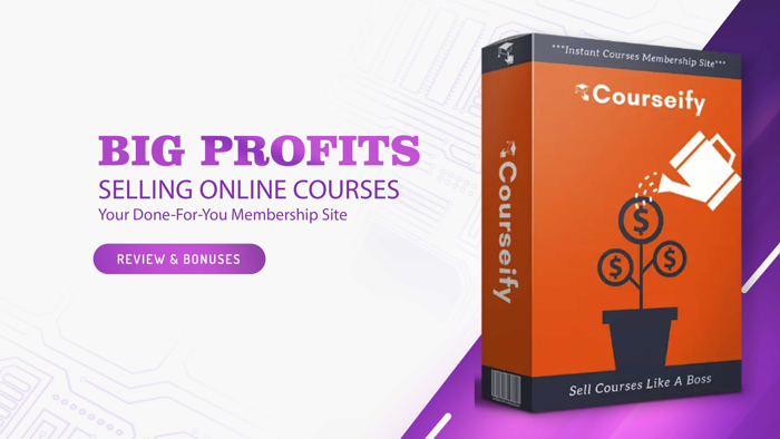 How to make money selling online courses in 2021 – Courseify Review